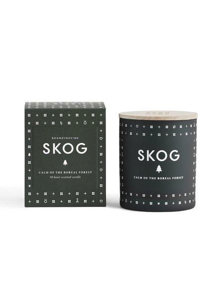 Skandinavisk SKOG Forest Scented Candle - Green