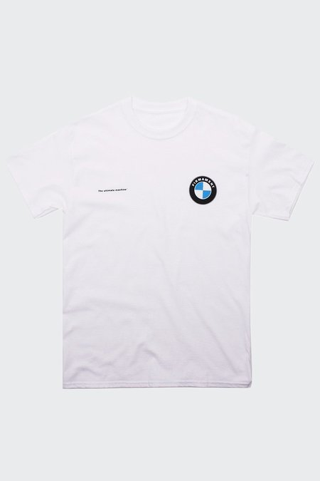 Firmament Machine T-Shirt - White