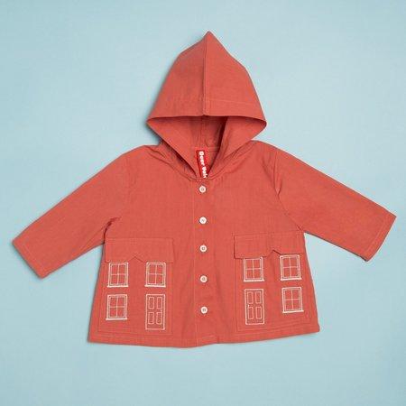 Kids Dear Valentine Baby Village Jacket