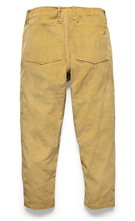107 Pant in Corn Corduroy