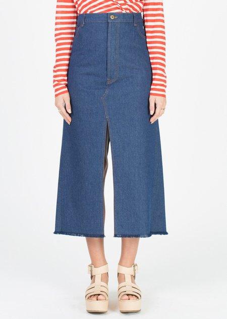 A Détacher Sophia Denim Skirt