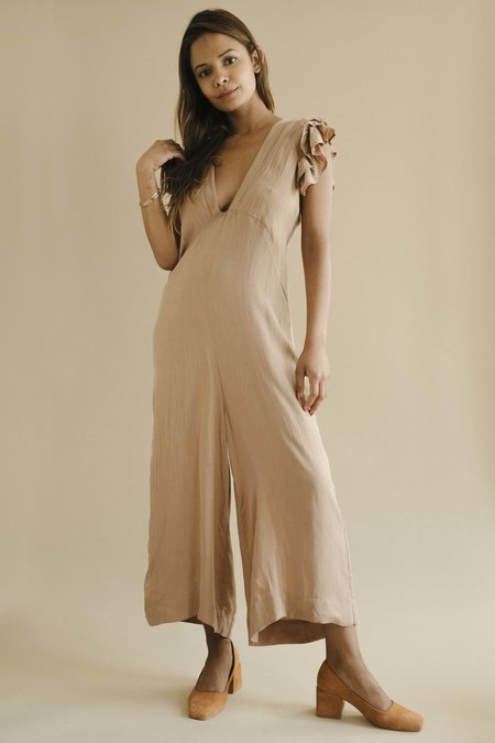 Maria Stanley The Frades Jumpsuit - Nude