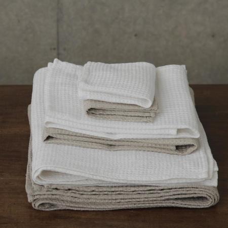 Fog Linen Work Linen Waffle Towel