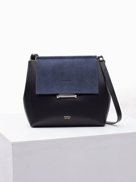 IMAGO-A Carre Shoulder Bag - Midnight