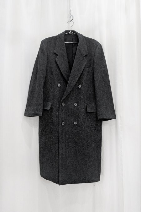 Hazel & Rose Vintage Wool Coat