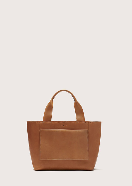 Feit Small Tote - Tan