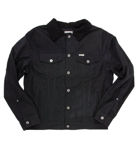 Iron and Resin RAMBLER JACKET - BLACK