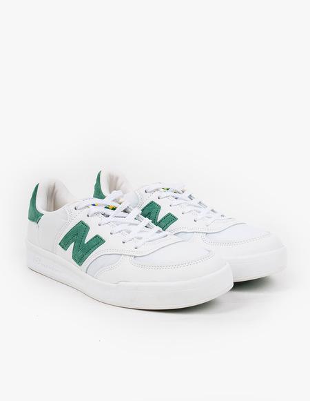 New Balance CT300CF - White/Green