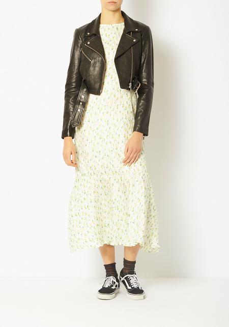 Veda Baby Jane Leather Moto Jacket