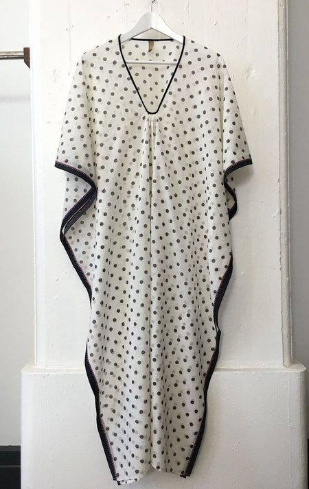 Two One Of A Kind Polkadot Caftan