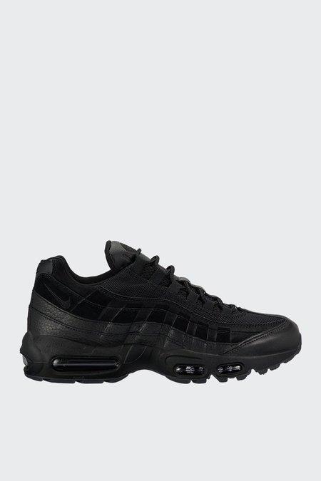 Nike Air Max 95 Premium - Black/black/black