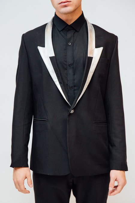 Any Old Iron Bowie Jacket