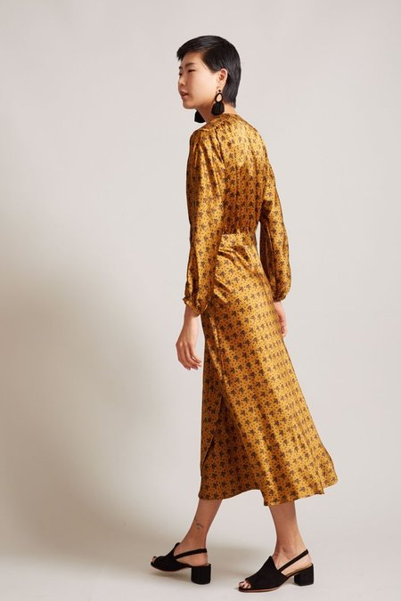 No.6 Berta Wrap Dress