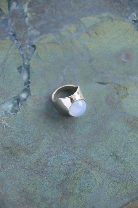 Quarry Shonn Ring - Chalcedony