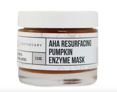 RL Apothecary AHA Resurfacing Pumpkin Enzyme Mask
