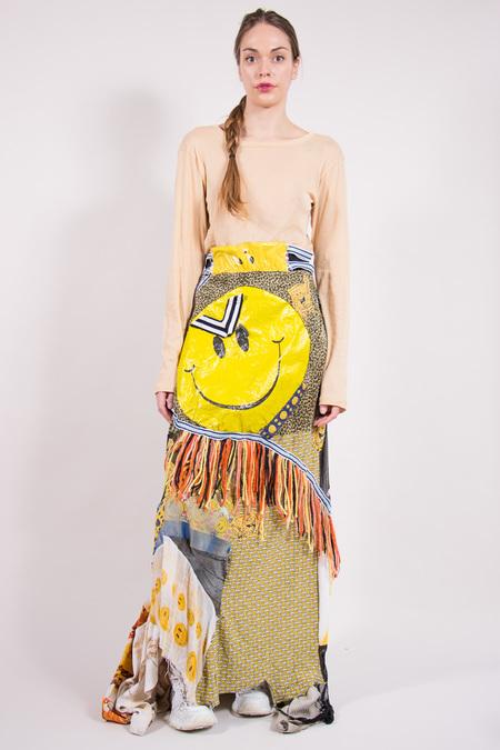 Femail Smile Pile Skirt