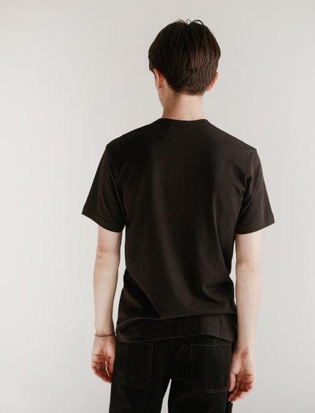 Comme des Garçons Shirt Short Sleeve T-Shirt - Black