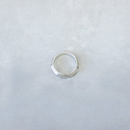 Young In The Mountain Grande Sterling Silver Helena Ring
