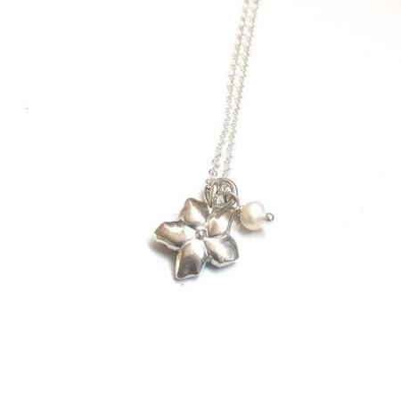 Sarah Ana Designs Forget Me Knot Necklace