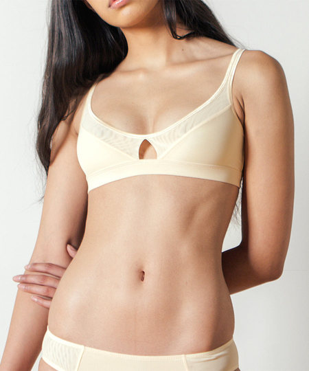 Moons and Junes Audre Bra in Sand