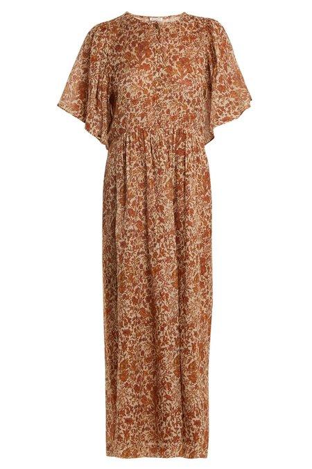 Masscob Floral Print Dress