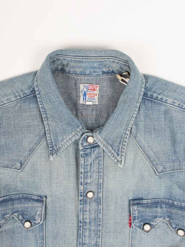 Levi's Vintage Clothing 1955 Sawtooth Silverton