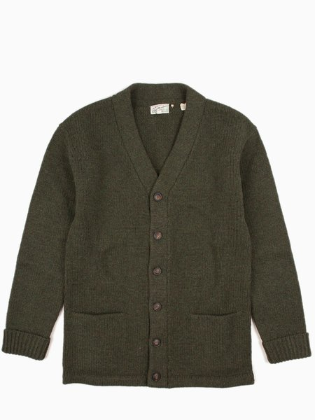 Levi's Vintage Clothing Cardigan - Tall Grass