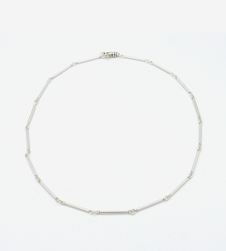 LUZ ORTIZ Bar Necklace