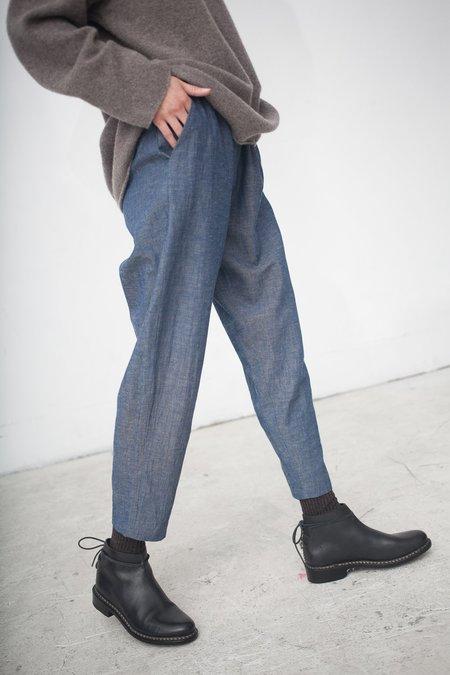 Rachel Craven Layering Pant in Chambray