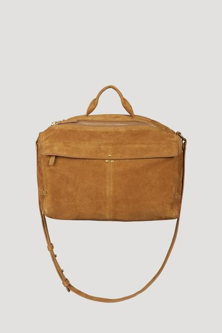 Jerome Dreyfuss Raoul Bag in Ponce Moutarde