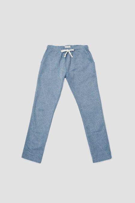 Alex Crane Store Bo Pants - Ocean