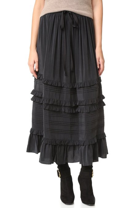 Ulla Johnson Leonora Skirt - Black