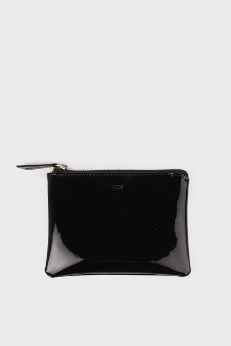 Wos Keeper Wallet - Black Lacquer