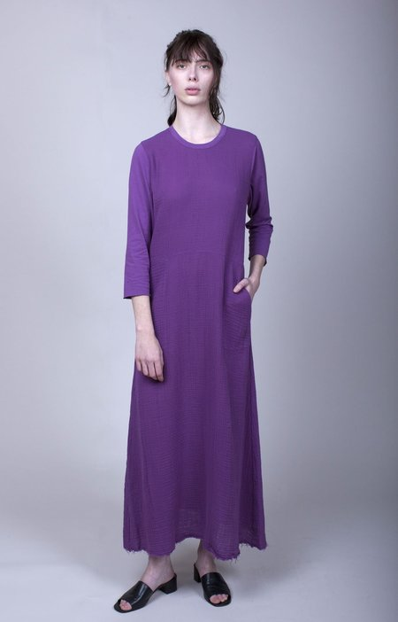 Raquel Allegra Maxi Dress - Iris