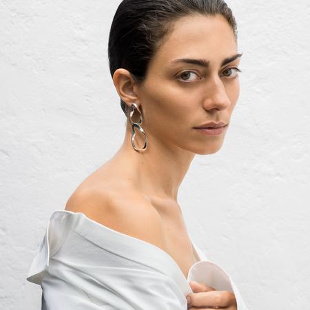 AGMES Small Viviane Earrings