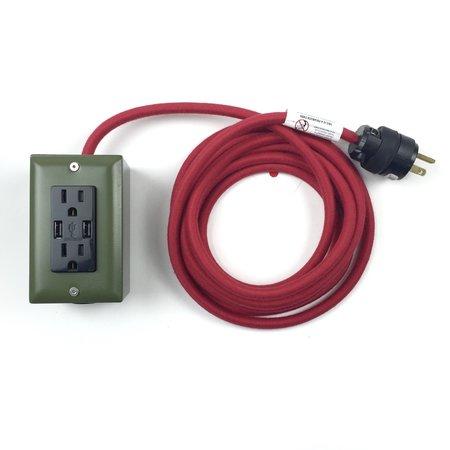 Conway Electric Extō USB + 2