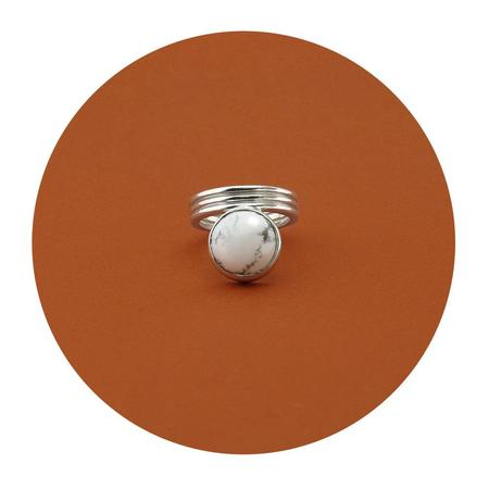 CLAIRE GREEN Rising Ring