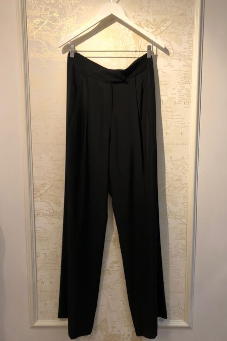 Michelle Mason Wide Leg Trouser