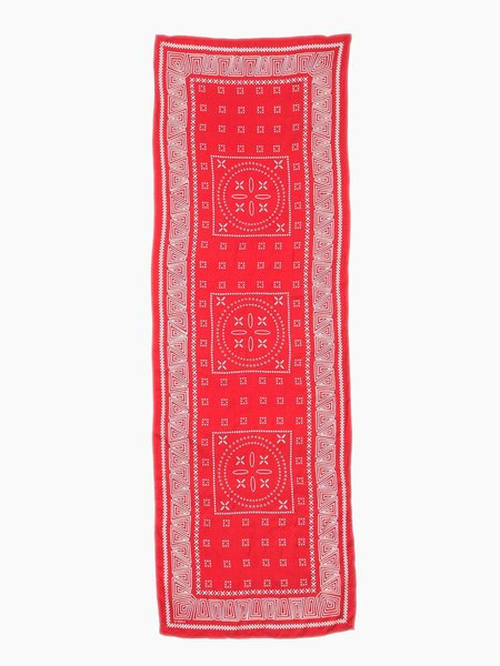 MAPLE Bandana Scarf - Red
